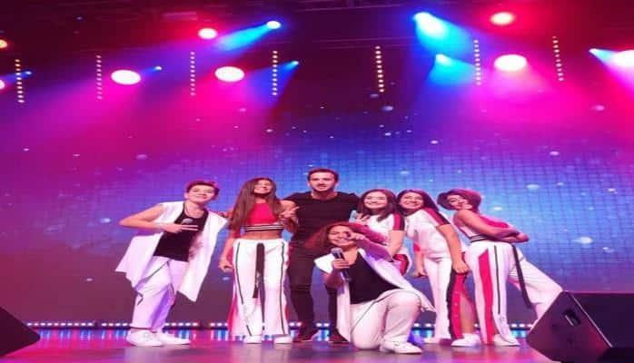 В Москве начались съемки второго сезона детского вокального конкурса «Во весь голос»