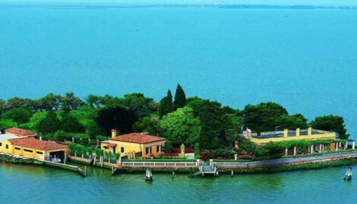 В Венеции выставлен на продажу один из островов