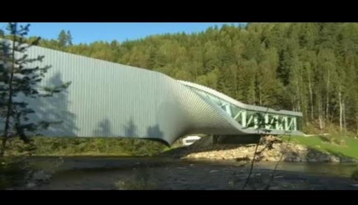 Необычный музей в Норвегии