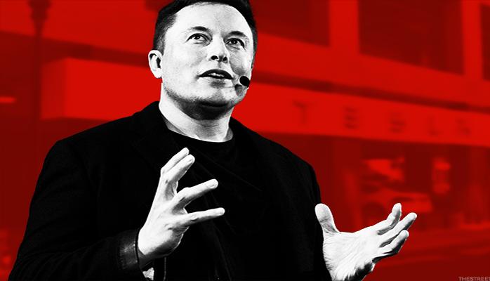 """Elon Maskın """"Tesla"""" ilə bağlı radikal qərarı"""