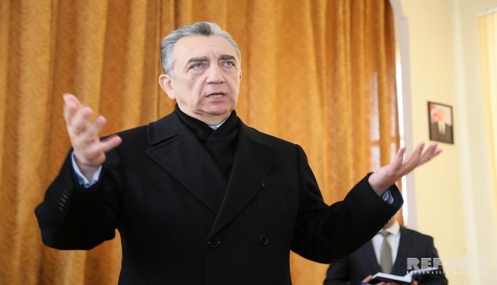 Eldar Əzizov Bakının meri təyin olundu