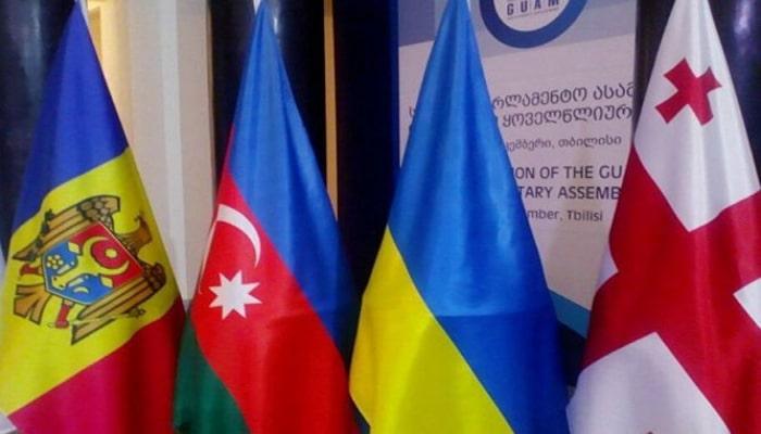 GUAM Katibliyi 31 Mart - Azərbaycanlıların soyqırımı ilə əlaqədar bəyanat yayıb
