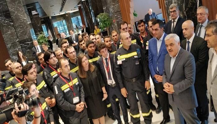 Руководство SOCAR встретилось с молодыми азербайджанцами, работающими в STAR