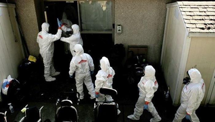 В США часть заключенных переведут под домашний арест из-за коронавируса