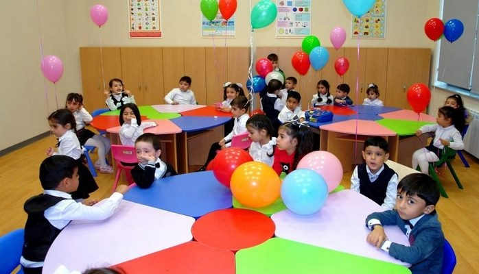 С сегодняшнего дня начались занятия в дошкольных подготовительных группах