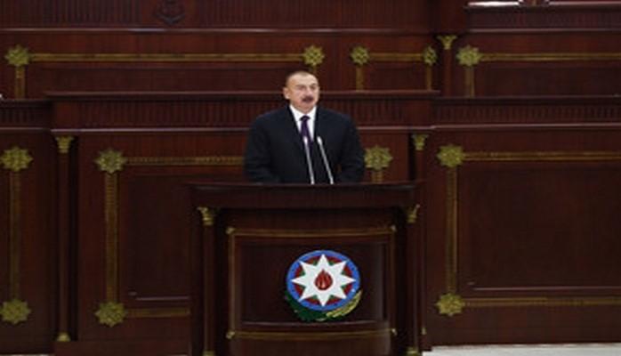 Ильхам Алиев: У Армении есть один путь выхода из тяжелой ситуации - освобождение наших земель