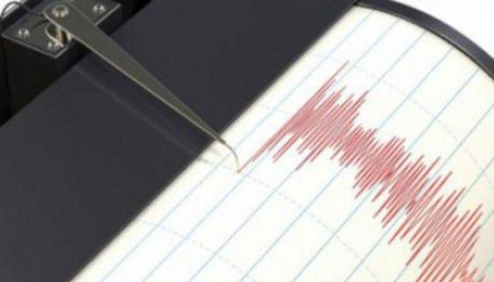 В России произошло землетрясение магнитудой 5,3