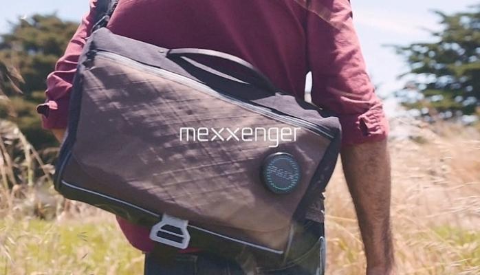 Mexxenger – ağıllı kuryer çantası