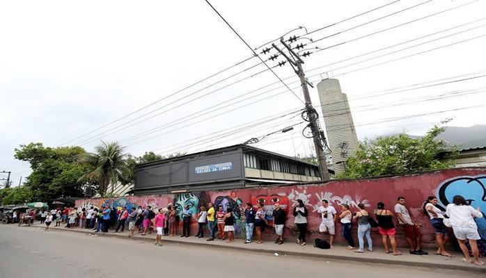 Braziliyada prezident seçkilərinin ikinci turu keçirilir