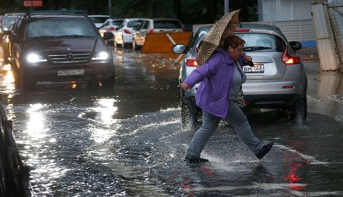 Ученые рассказали, как будет идти дождь через сто лет