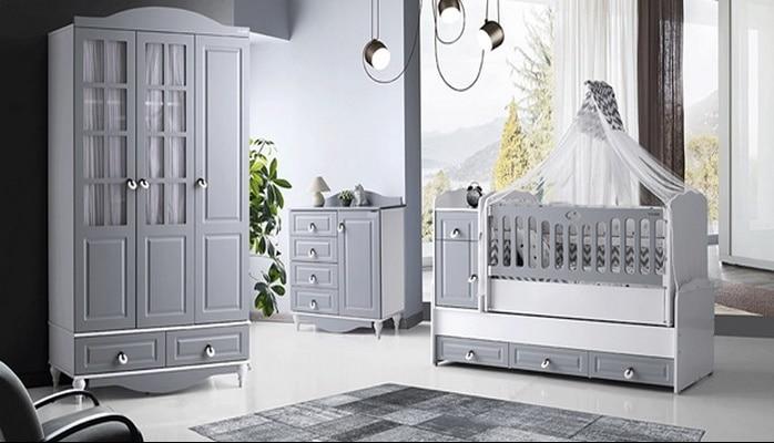 Bebek odasını hazırlarken uzun vadeli düşünün