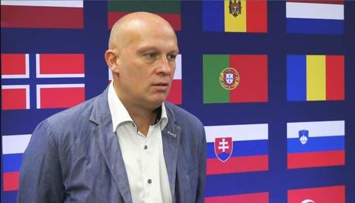 Брайан Агербак: В будущем в Баку могут состояться чемпионаты Европы и мира по бадминтону