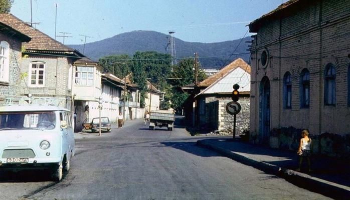 Загатальский район Азербайджана в 1979 году (ФОТО)