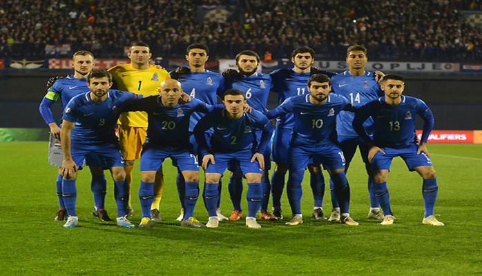 Евро-2020: Азербайджан сыграл с Уэльсом