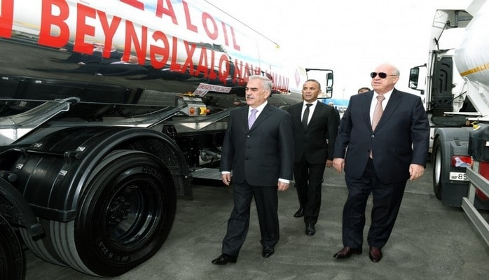 Нахчыванскому международному аэропорту предоставлены новые машины, механизмы, служебные автомобили