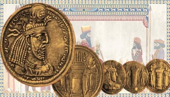 Денежное обращение на территории Азербайжана в III-VII вв.