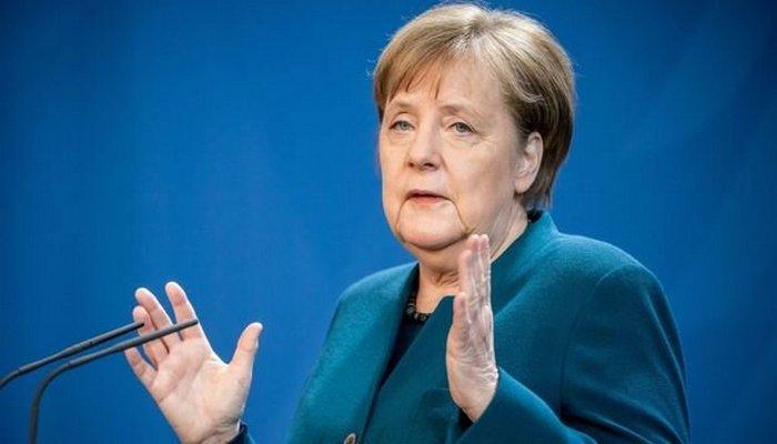 """Merkel: """"Pandemiyanın hələ başlanğıcındayıq"""""""