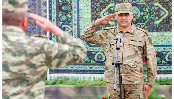 Генерал-майор Маис Бархударов: Мы будем биться до полного уничтожения врага