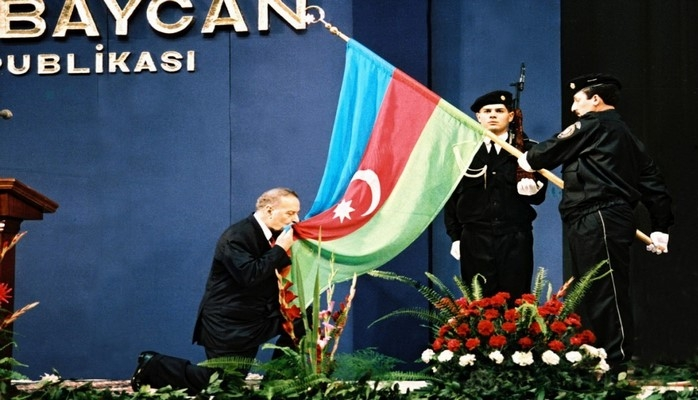 Избрание великого лидера Гейдара Алиева Президентом Азербайджана заложило начало нового этапа в истории нашей страны