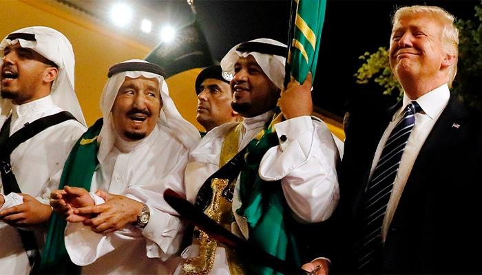 Роняйте цены, но не слишком: о чем Трамп попросил саудитов
