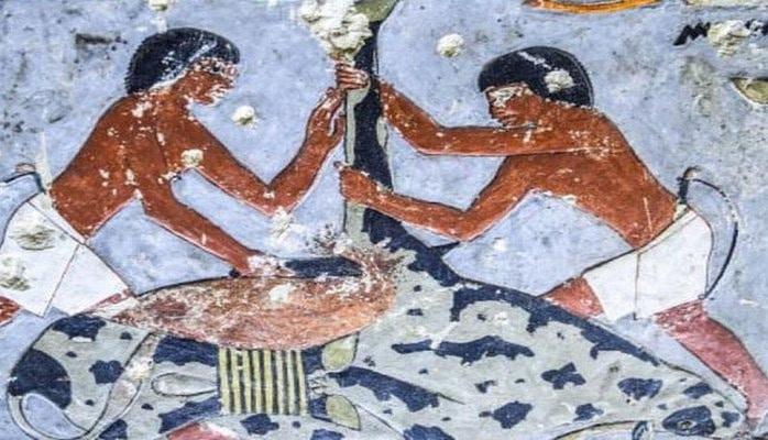 Misirdə fironun 2 200 il yaşı olan sərdabəsıi tapıldı
