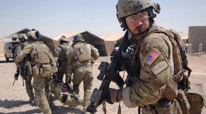ABŞ hərbçiləri Suriyada rus generalını tutublar