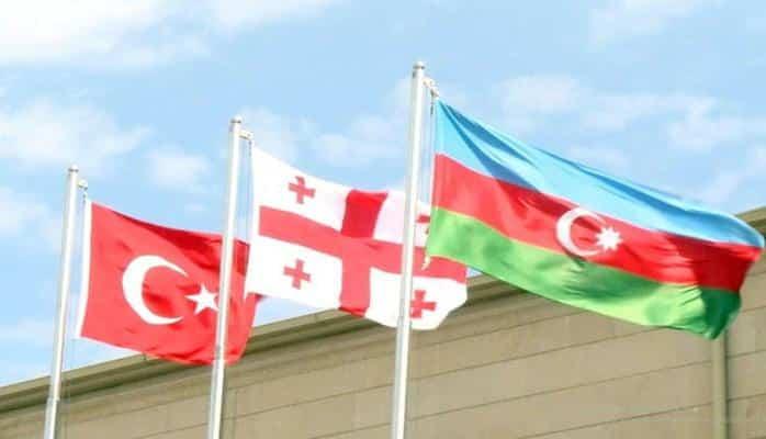 В Баку стартовало совместное учение Азербайджана, Турции и Грузии