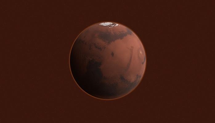 Mars'ın demir zengini kayalarında yaşamın izleri olabilir