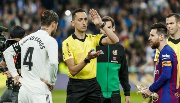 Определилась дата матча между Барселоной и Реалом