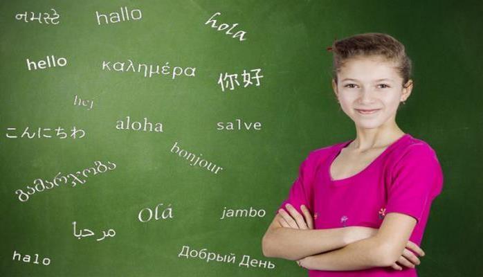 Начинать учить иностранный язык нужно до десяти лет