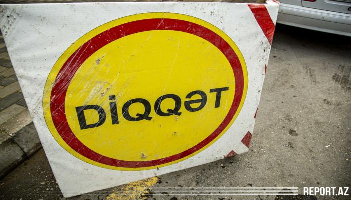 Движение на дороге Баку-Сумгайыт будет ограничено