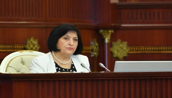 """Sahibə Qafarova: """"Azərbaycan heç vaxt başqasının torpağına iddia etməyib"""""""