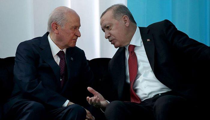 Erdoğan ve Bahçeli cumhurbaşkanlığı sistemini görüşecek; parlamenter sisteme dönüş masaya yatırılabilir