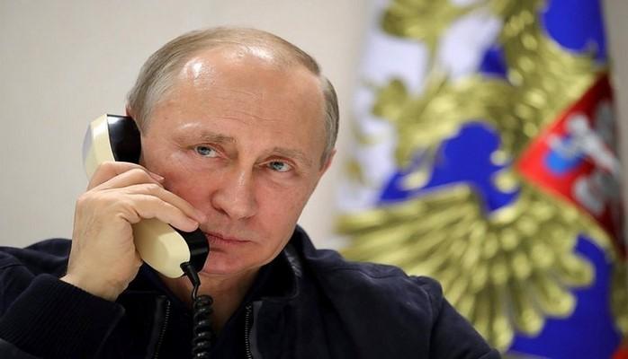 Путин и Пашинян провели телефонный разговор