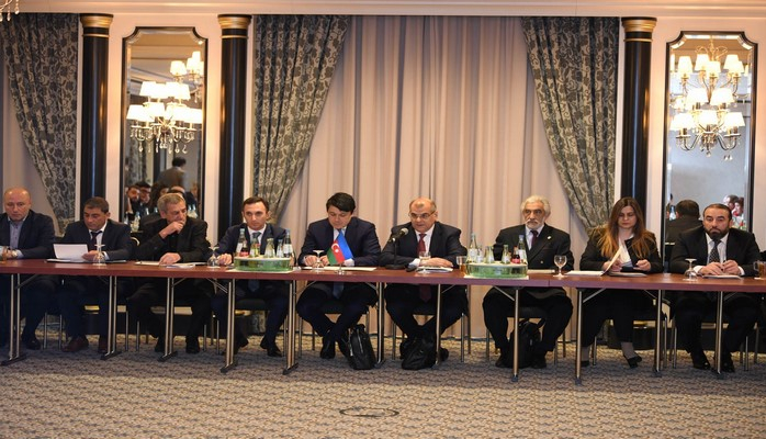 В Берлине состоялось расширенное заседание Координационного совета азербайджанцев Германии