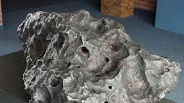 Yardımlı meteoriti