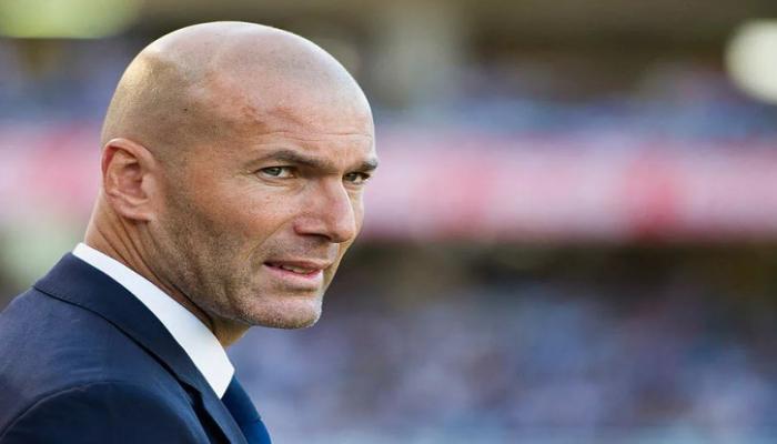 Зидан признан лучшим тренером в истории Лиги чемпионов