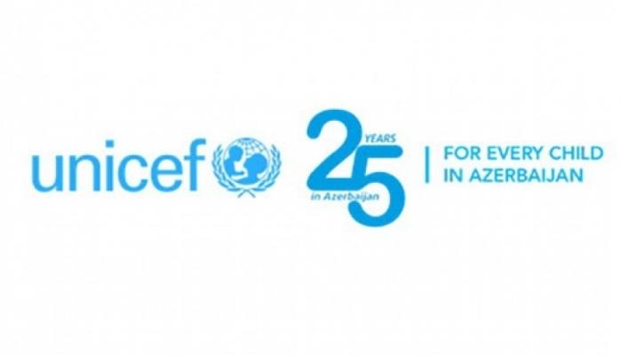 UNICEF Azərbaycandakı fəaliyyətinin 25 illiyini qeyd edir