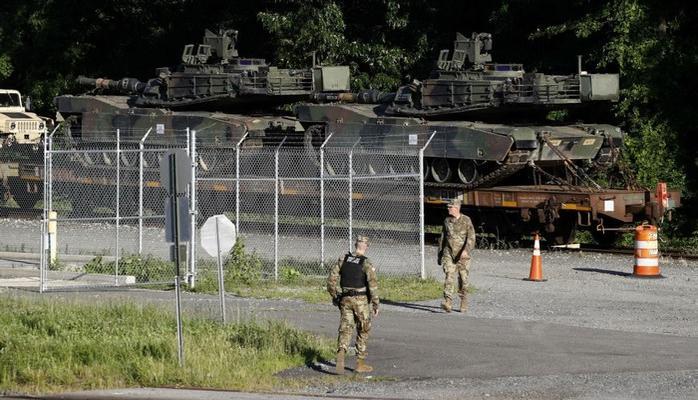 Trump'ın Fransa'da görüp özendiği 'hayali' sonunda gerçek oluyor: 4 Temmuz'u tanklarla kutlayacak