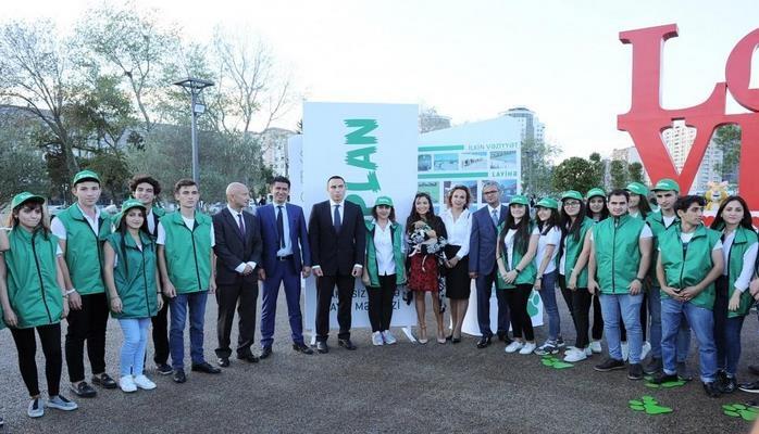 Вице-президент Фонда Гейдара Алиева Лейла Алиева приняла участие в мероприятии, посвященном Всемирному дню защиты животных