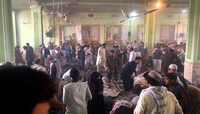 Əfqanıstanda daha bir məsciddə terror aktı: Ölən və yaralananların sayı artıb