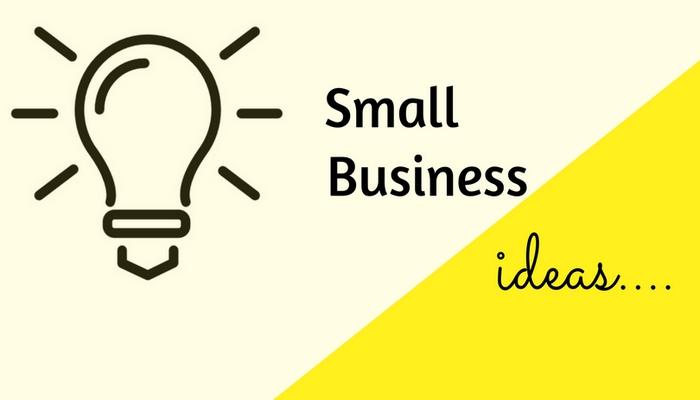 Ən yaxşı kiçik biznes ideyaları