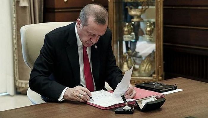 Ərdoğan Azərbaycanla müdafiə sənayesində əməkdaşlığa dair mühüm sənədi təsdiqlədi