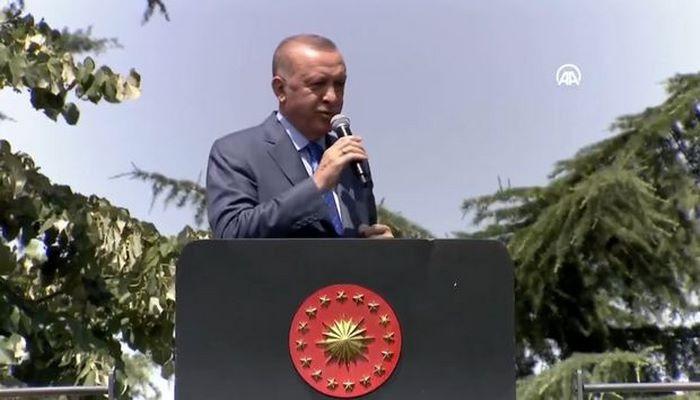 """Ərdoğan: """"Haqqımızı sökə-sökə alırıq"""""""