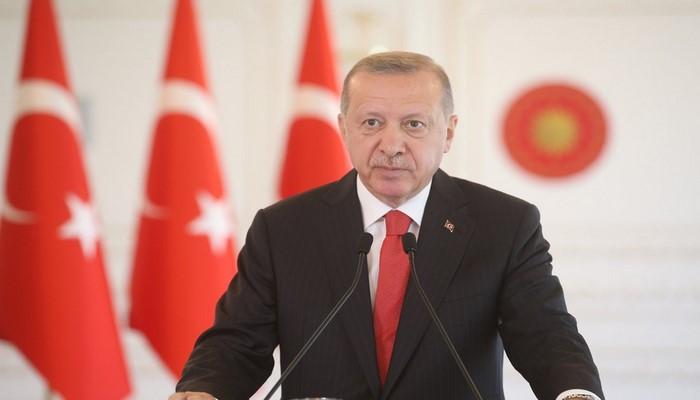 """Ərdoğan Putini müdafiə etdi: """"Baydenin sözləri qəbuledilməzdir"""""""