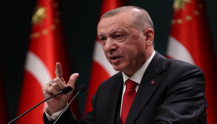 """Ərdoğan: """"Qarabağ məsələsində güclü iradəmizlə bütün dünyaya qətiyyətimizi göstərdik"""""""