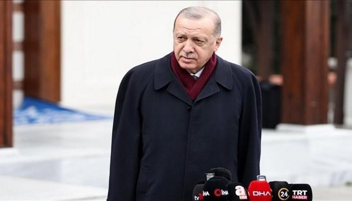 Ərdoğan Türkiyədə peyvəndlənmənin başa çatacağı vaxtı açıqladı