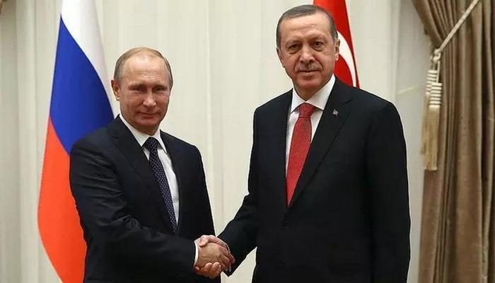 Erdoğan ve Putin talimatı verdi