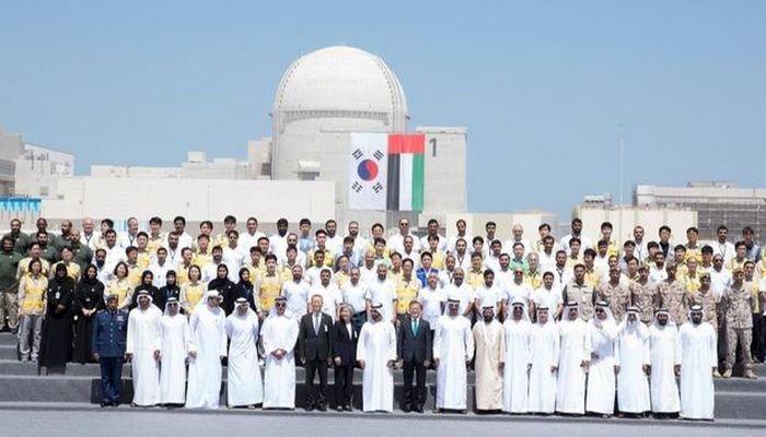 Ərəb dünyasında ilk atom elektrik stansiyası istifadəyə verildi