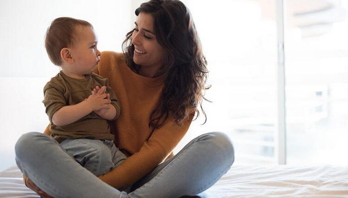 Erken bebeklik döneminde dil gelişimi